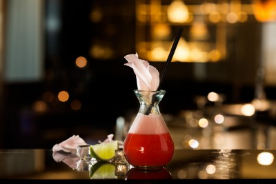 Juliet Rose Bar, Hilton II (Foto: Sandra Eckhardt)